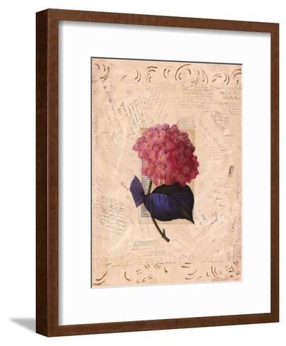 Garden Botanical ll-Jan Weiss-Framed Art Print