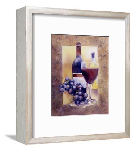 Smooth Red Wine-Nancy Cheng-Framed Art Print