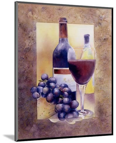 Smooth Red Wine-Nancy Cheng-Mounted Art Print