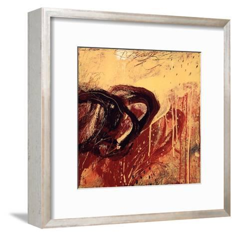 Current-Kevin Whitlark-Framed Art Print