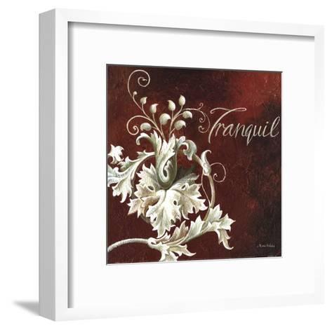 Tranquil-Maria Woods-Framed Art Print