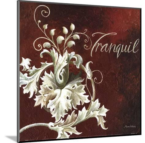 Tranquil-Maria Woods-Mounted Art Print