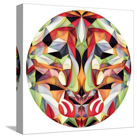 Merry Everything-Anai Greog-Stretched Canvas Print
