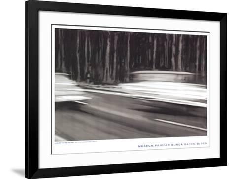 Two Fiat-Gerhard Richter-Framed Art Print
