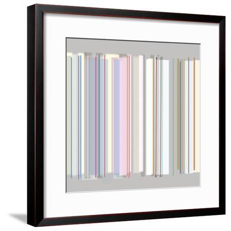 Connection II-Alan Lambert-Framed Art Print