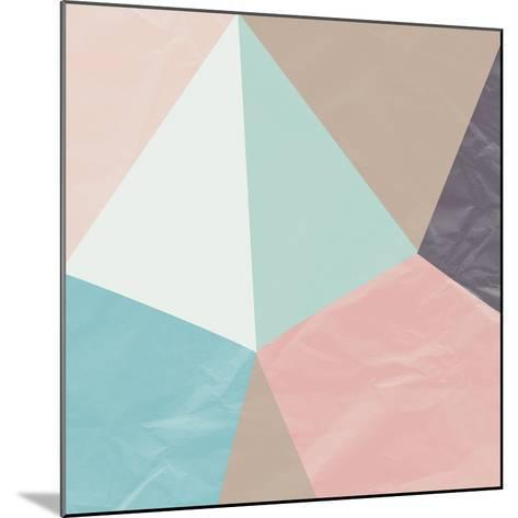 Geo Abstract I-Philip Brown-Mounted Art Print
