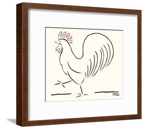 Good Day to You…!-Patricia Chicharro-Framed Art Print