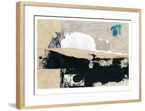 Modern Collage VI-Elena Ray-Framed Art Print