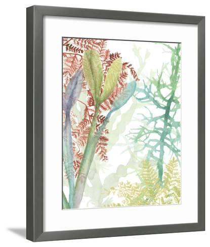 Woven Seaplants II-Naomi McCavitt-Framed Art Print