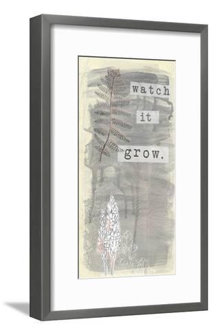 Garden Scrapbook VI-June Erica Vess-Framed Art Print