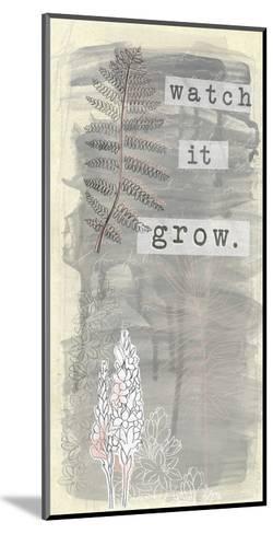 Garden Scrapbook VI-June Erica Vess-Mounted Art Print