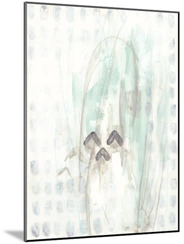 Pattern Logic V-June Erica Vess-Mounted Art Print