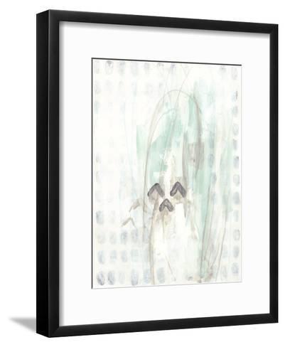 Pattern Logic V-June Erica Vess-Framed Art Print