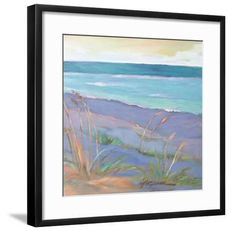 Dunes at Dusk II-Suzanne Wilkins-Framed Art Print
