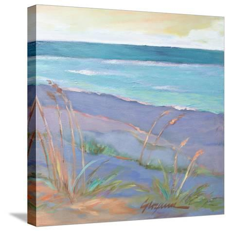 Dunes at Dusk II-Suzanne Wilkins-Stretched Canvas Print