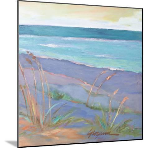 Dunes at Dusk II-Suzanne Wilkins-Mounted Art Print