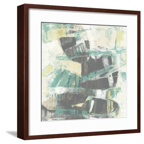 Stacked Orbs II-Jennifer Goldberger-Framed Art Print