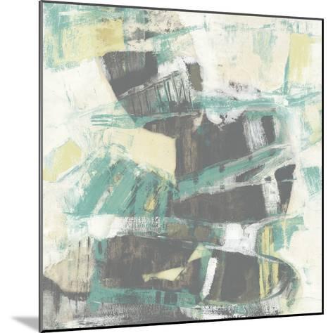 Stacked Orbs II-Jennifer Goldberger-Mounted Art Print