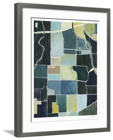 Elevated I-Grace Popp-Framed Art Print