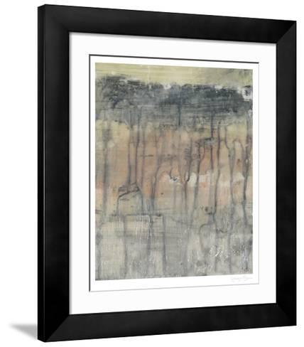 Mineral Layers II-Jennifer Goldberger-Framed Art Print