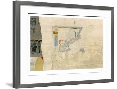 Modern Collage III-Elena Ray-Framed Art Print