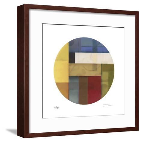 Abstract Interest III-Deac Mong-Framed Art Print