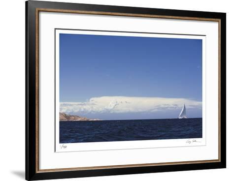 June 7-Cory Silken-Framed Art Print
