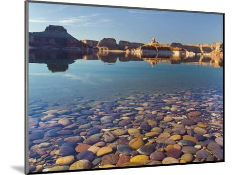 Ancient River Rock from the Colorado River II-Donald Paulson-Mounted Giclee Print