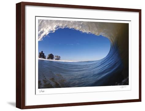 Barrel-Matthew Lusk-Framed Art Print