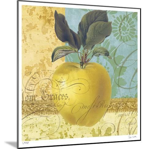 Apple Collage-Paula Scaletta-Mounted Limited Edition