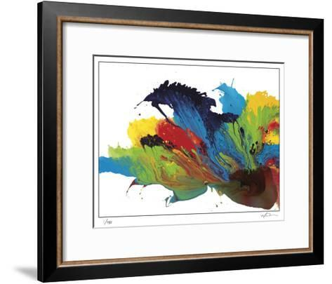 Beyond the Rainbow-Destiny Womack-Framed Art Print