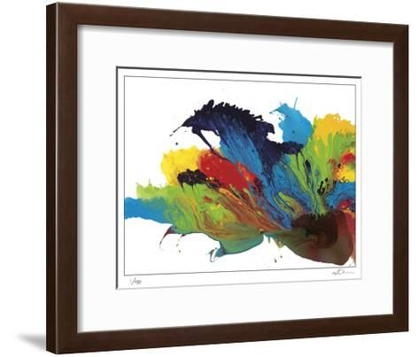 Beyond the Rainbow-Destiny Womack-Framed Art Print