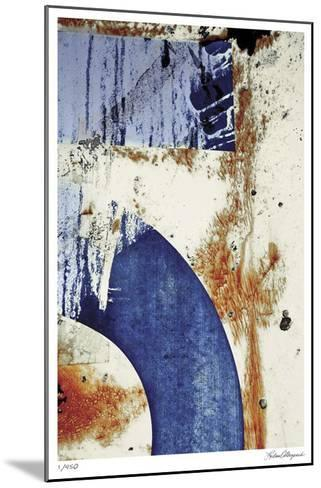 Blue Moon I-Luann Ostergaard-Mounted Limited Edition