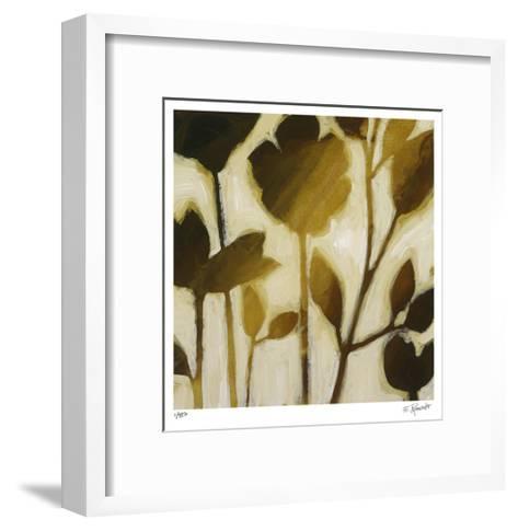 Bronze Botanical I-Elise Remender-Framed Art Print