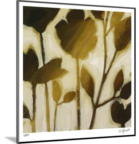 Bronze Botanical I-Elise Remender-Mounted Limited Edition