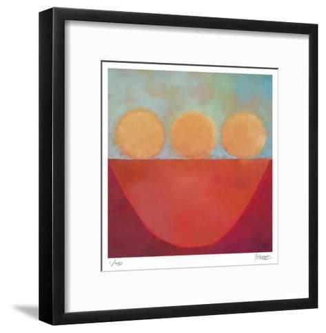 Bright House 3-Katharine McGuinness-Framed Art Print