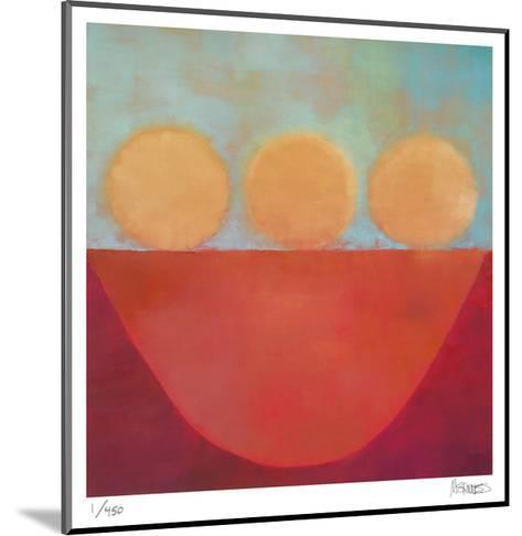 Bright House 3-Katharine McGuinness-Mounted Limited Edition