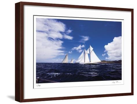 March 17-Cory Silken-Framed Art Print