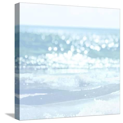Serene Reflection I-Kate Carrigan-Stretched Canvas Print