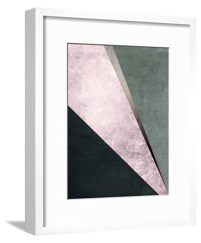 Geometric Art 1-Pop Monica-Framed Art Print