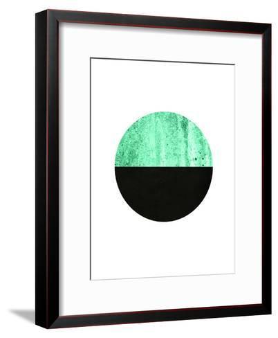 Geometric Art 14-Pop Monica-Framed Art Print