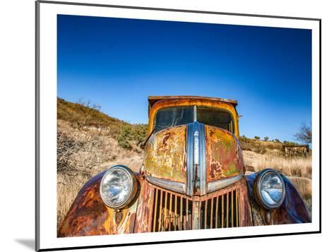 Ghost Truck #2-Murray Bolesta-Mounted Art Print