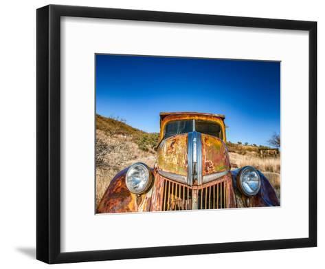Ghost Truck #2-Murray Bolesta-Framed Art Print
