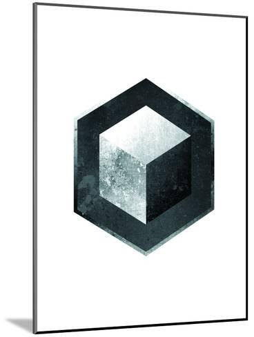 Geometric Art 26-Pop Monica-Mounted Art Print