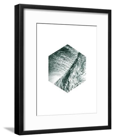 Geometric Art 27-Pop Monica-Framed Art Print