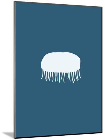 Jellyfish-Jorey Hurley-Mounted Art Print