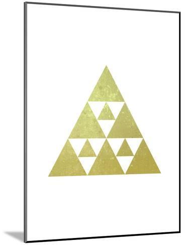Geometric Art 51-Pop Monica-Mounted Art Print
