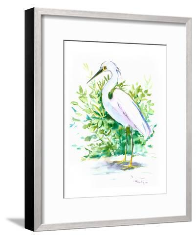 Heron 6-Suren Nersisyan-Framed Art Print