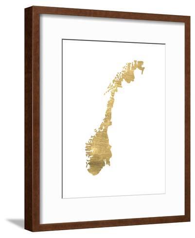 Norway-Pop Monica-Framed Art Print