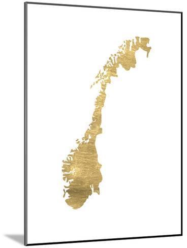 Norway-Pop Monica-Mounted Art Print